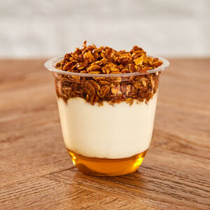 Honey Granola Pot