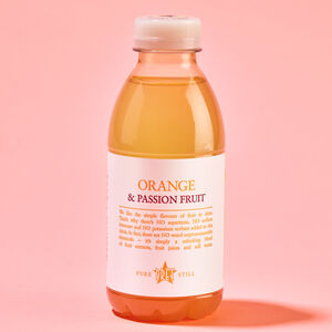 Orange & Passion Fruit Pure Pret Still