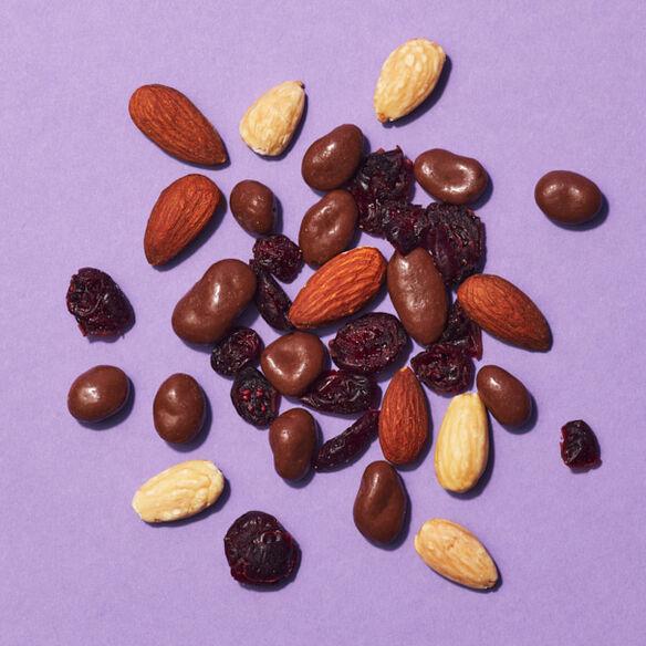 Nuts, Fruit & Chocolate