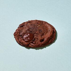 Dark Chocolate & Almond Butter Cookie