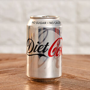 Coke Can Diet