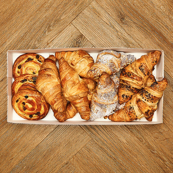 Sweet Pastry Selection Box
