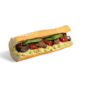 Vegan Breakfast Baguette