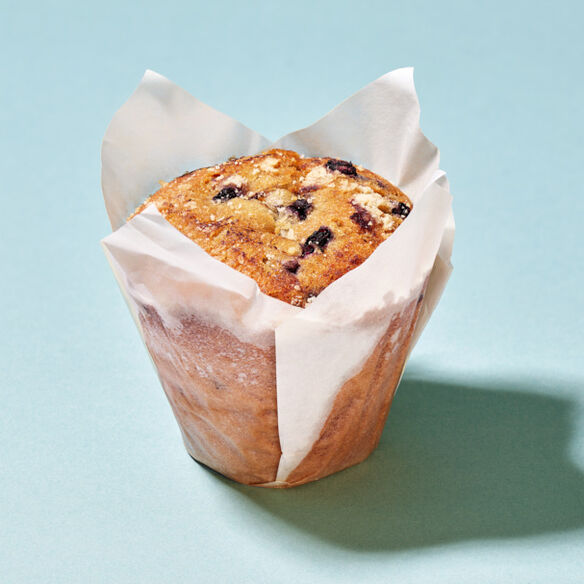 Double Berry Muffin