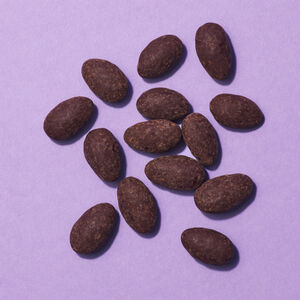 Dark Chocolate Salted Almonds