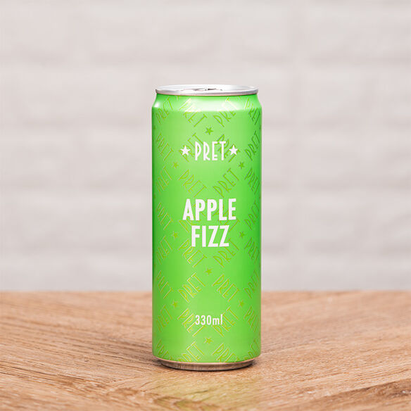 Pure Pret Sparkling Apple Fizz