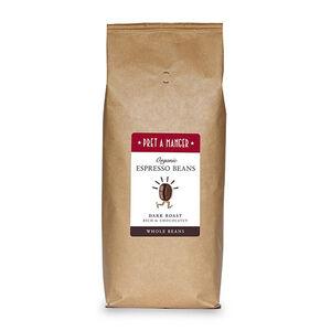 Pret's Organic Espresso Beans 1kg