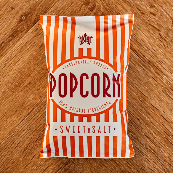 Sweet & Salt Popcorn