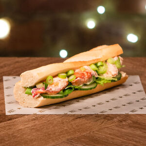 Pret's Lobster Roll