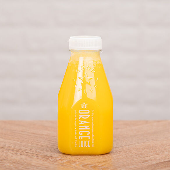 Large Orange Juice