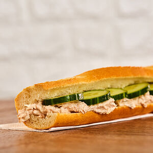 Pole & Line Caught Tuna Mayo & Cucumber