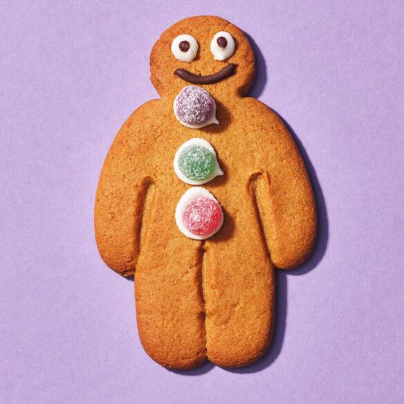 Pret's Gingerbread Biscuit