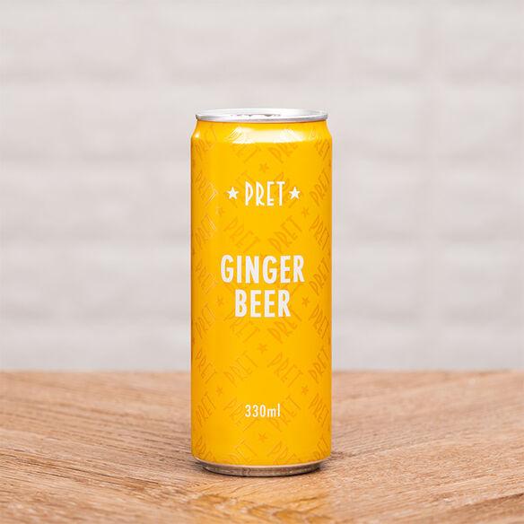 Pure Pret Sparkling Ginger Beer