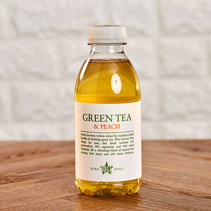 Green Tea & Peach Pure Pret Still