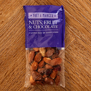 Nuts, Fruit & Chocolate