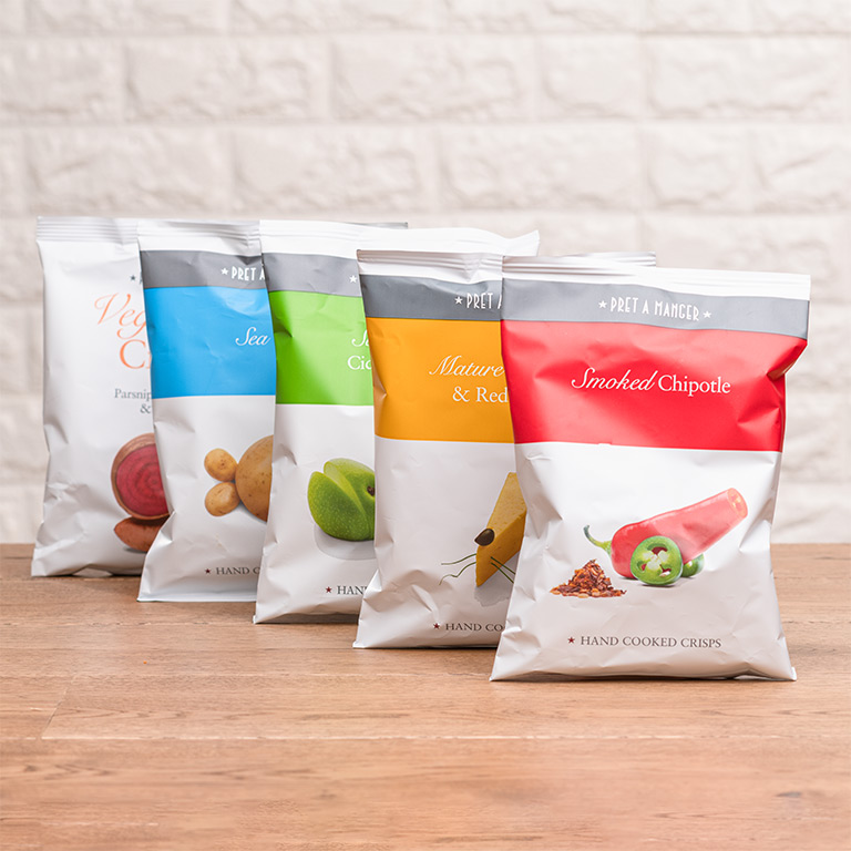 Pret Crisp Selection