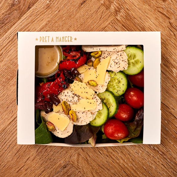 Chef S Italian Chicken Salad