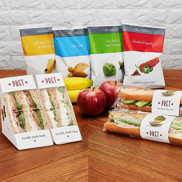 Classic Lunch Bundle for 4